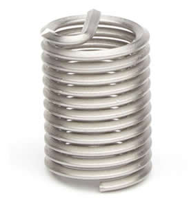 E-Z Coil™ Threaded Inserts for Metal - Unified