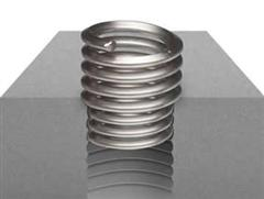 E-Z Coil™ helical threaded insert for metal from E-Z LOK