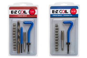 E-Z Coil™ Threaded Inserts for Metal - Kits