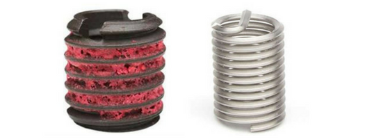 E-Z LOK™, E-Z Coil™ Threaded Inserts for Metal