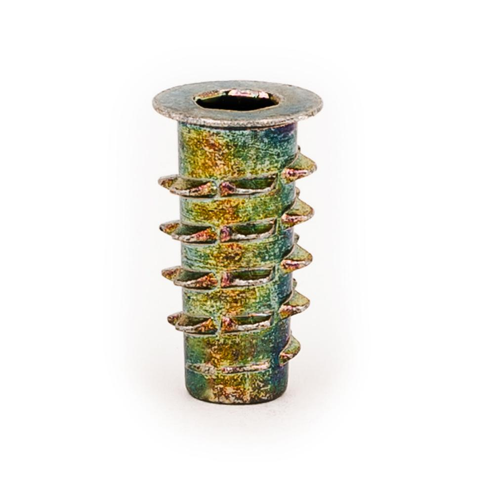 STI 400-4  1//4-20 Threaded Brass Insert For Wood /& Plastic 25 Pieces ON SALE