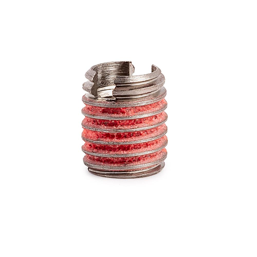 Thin Wall 1//2-13 x 5//8-18 E-Z LOK Threaded Insert for Metal 303 Stainless Pack of 1